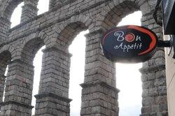 Restaurante Bon Appétit Segovia