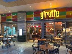 Giraffe - Basingstoke