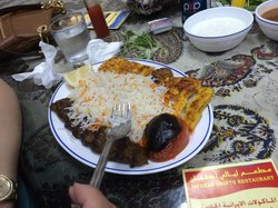 Isfahan Night Restaurant