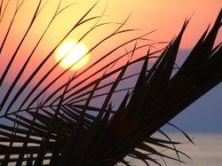 tramonto a paestum