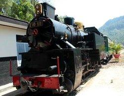 Sawahlunto Train Museum