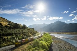高山观景火车之旅