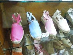 手工帆布鞋店