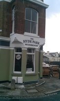 The Hyde Park Microbrewery
