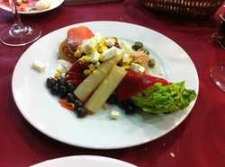 Restaurante La Bodega Molina