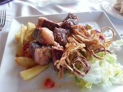 Restaurante Campo Municipal de Golf Las Caldas