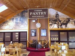 Cornish Pantry Restaurant