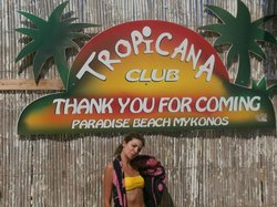 Tropicana Beach Restaurant