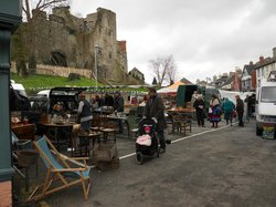 Hay On Wye Thursday Market