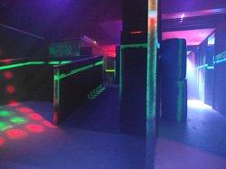 Laser Quest Blackpool