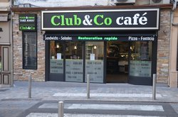 Club & co Café