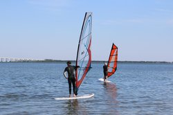 North Beach Windsurfing