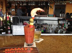 Jimmys bloody mary