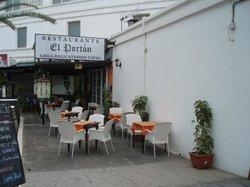 Restaurante El Porton Costa Teguise