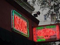 Igor's Lounge & Gameroom