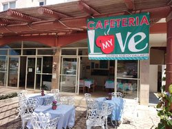 Cafeteria My Love