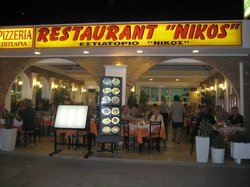 Nikos Pizzeria Restaurant
