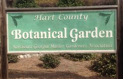 The Hart County Botanical Gardens