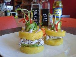 SABOR LIMEÑO Gastronomía Peruana