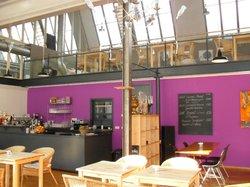 Kulturcafe im Kesselhaus