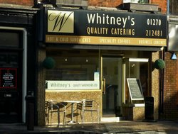 Whitney's Quality Sandwiches
