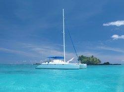 Sailing Fiji