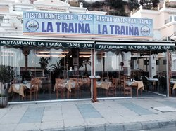 La Traina Restaurante Bar Tapas