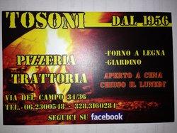 Pizzeria Tosoni