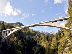 Weltmonument Salginatobelbrücke