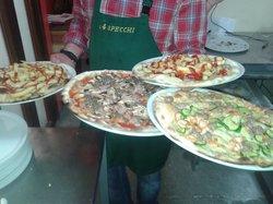 Pizzeria I 4 Specchi