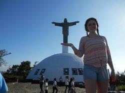 Holding Christ