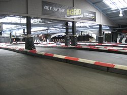 TeamSport Indoor Go Karting London Docklands