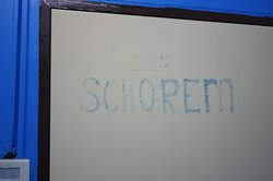 Room graffiti