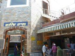 Gurudwara Tilla Baba Farid
