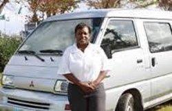 Sandra Ferguson Taxi & Tours