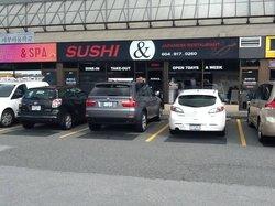 Sushi & Japanese Restaurant