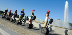 Segway in Paradise