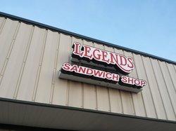 Legends Sandwich Shop