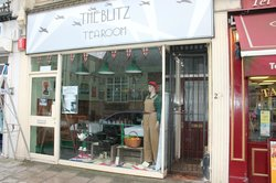 The Blitz Tearoom