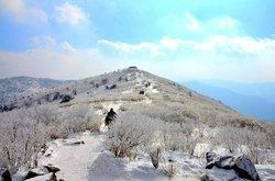 Taebaeksan National Park