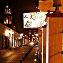 La Rúa Café bistro