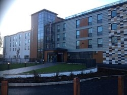 Premier Inn Worcester City Centre Hotel