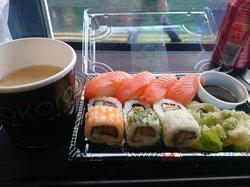 Kokoro Sushi and Bento