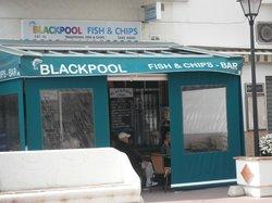Blackpool Fish & Chip bar