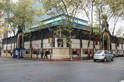 Mercado De Los Artesanos, Mercado de la Plaza