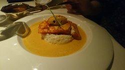 Fish Curry at Ziya