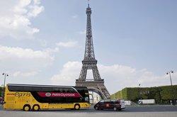 巴黎观光旅游