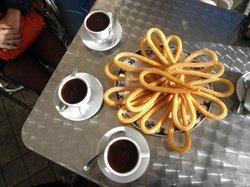 Cafetería Churrería Legazpi