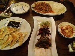 Ресторан корейской кухни Hankookkwan