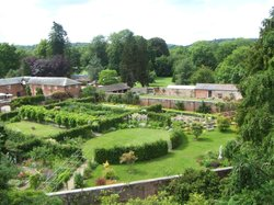 Glansevern Hall Gardens